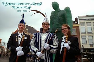 Photo: d' Oelewappers, Zwolle Z D H Prins Erik