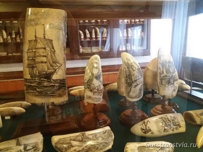 Изделия из китовой кости, гравировка, scrimshow, Фаял
