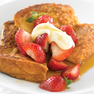 Vanilla French Toast.