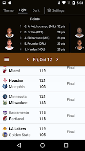 App Sports Alerts - NBA edition APK for Windows Phone