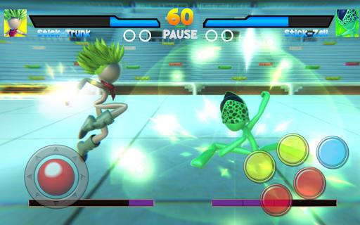 Capturas de pantalla de Stick Super Battle War Warrior Dragon Shadow Fight 8