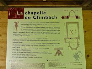 Photo: Chapelle de Climbach