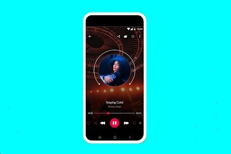 Power Audio Pro: Music Player 5