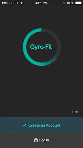 Gyro-Fit screenshot 1