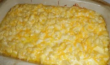 Over The Rainbow Macaroni And Cheese Recipe