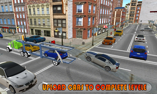 Cars Transport Trailer : cars transporter for PC