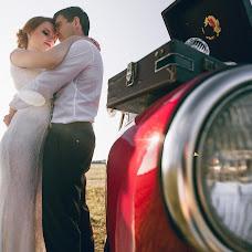 Bryllupsfotograf Evgeniy Zagurskiy (NFox). Foto fra 17.08.2016
