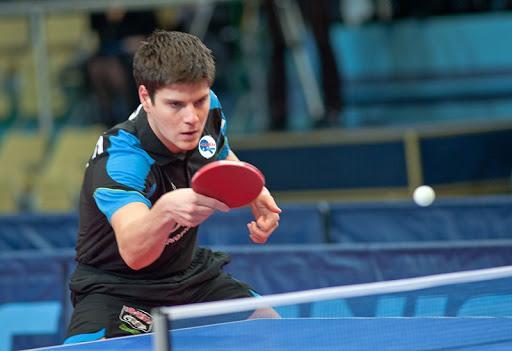 Дмитрий Овчаров – лучший теннисист Европы