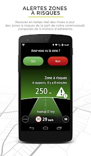 TomTom Zones de Danger Capture d'écran