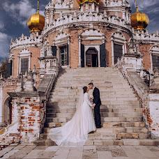 Wedding photographer Anna Nikolaeva (nicolaeva92). Photo of 21.11.2018