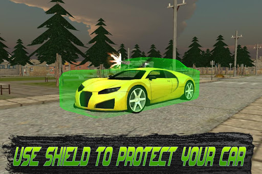 Real Fast Death Racing Free 3D