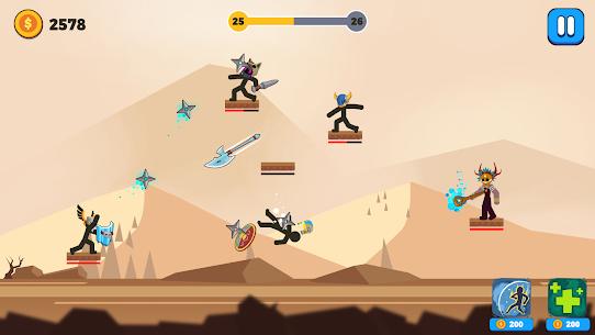 Stickman Archer Hero: Super Bow Legend Fight – Android Mod APK 3
