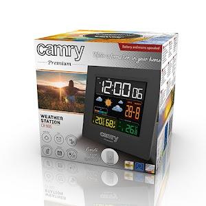 Statie meteo cu ceas, alarma si termometru, Camry CR 1166