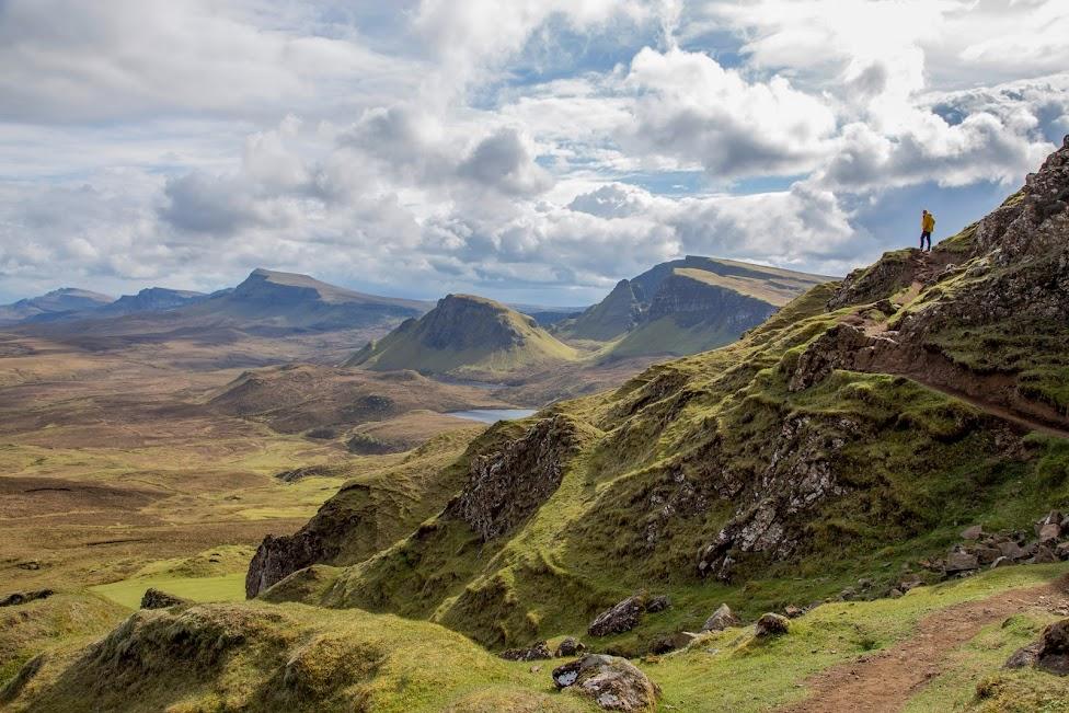 Szkocja, Wyspa Skye, Quiraing