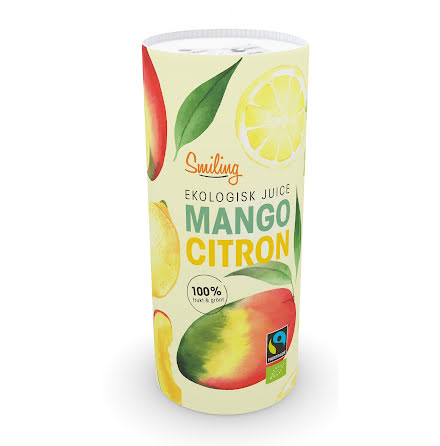 Juice Mango/Citron 235 mlEko