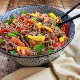 Soba Noodle Salad Low Fat Recipes.
