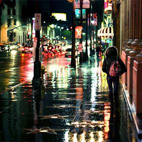 by Tatiana Syunyaeva - Landscapes Travel ( night, lights )