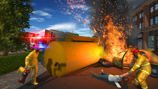 Fire Truck Game 1.1.0 screenshots 6