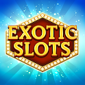 Exotic Slots: Free Live Racing Slots! icon