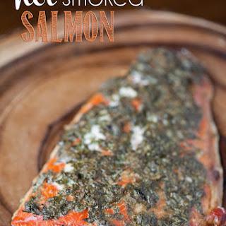 Hot Smoked Salmon.