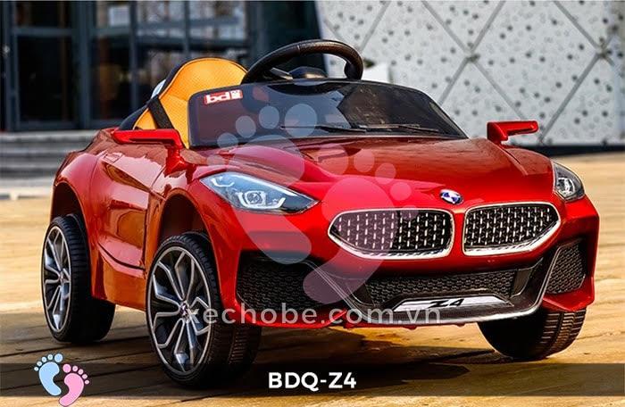 Xe ô tô điện cho bé BDQ-Z4 13