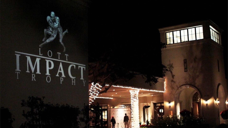 Watch Lott IMPACT Trophy Awards live
