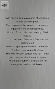 Balls Puzzle- screenshot thumbnail