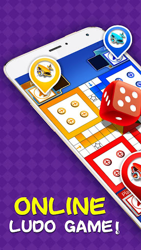 Ludo Game: Kingdom of the Dice, Pachisi Masters 1.3501 screenshots 1