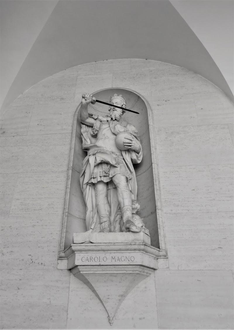 Carlo Magno a Montecassino di sara_fianchini