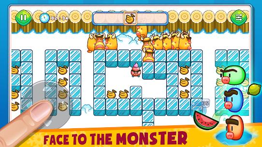 Fruit & Ice Cream – Ice cream war Maze Game 6