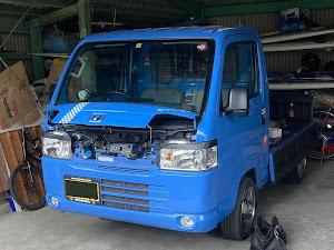 アクティトラック  HA9 ATTACK ベイブルーのカスタム事例画像 K.@遙照組さんの2020年05月16日20:53の投稿