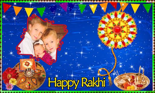 Rakhi Photo Frames Free 1.3 screenshots 4