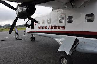 Photo: Aéroport de Pokhara