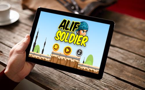 Alif Soldier Games - náhled