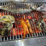 【宜蘭壯圍】海世界海鮮碳烤