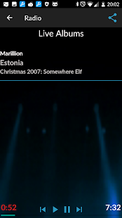 Marillion - Official App- screenshot thumbnail