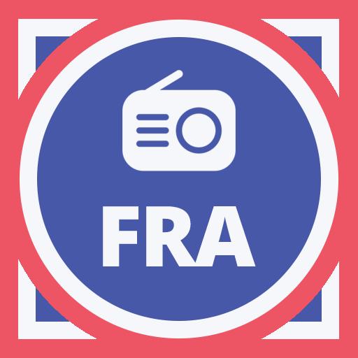 Free FM Radio - Free French Radios Icon