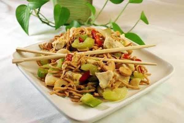 Cashew Chicken Chow Mein Casserole Recipe