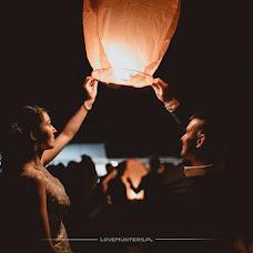 Wedding photographer Maciej Niechwiadowicz (LoveHunters). Photo of 19.06.2018