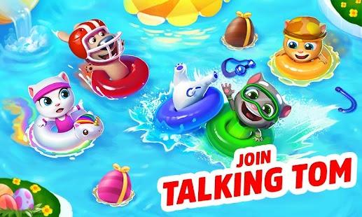 Tải Game Talking Tom Pool