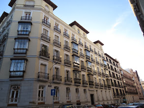 Photo: Unos edificios por ahí.