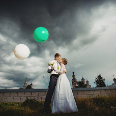 Wedding photographer Aleksey Tikhomirov (tisha35). Photo of 15.03.2015