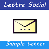French letters for social events