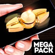 Fidget Handspinner Mega Pack
