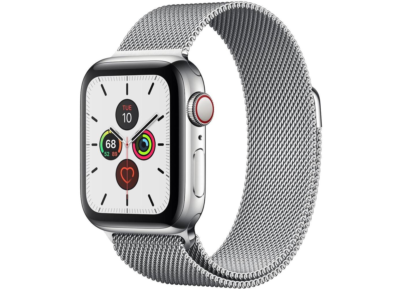 metal apple watch