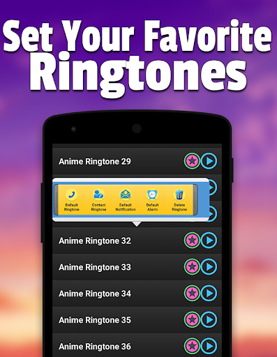 Anime Ringtones for PC