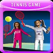 B'Bop and Friends 3D Tennis Game