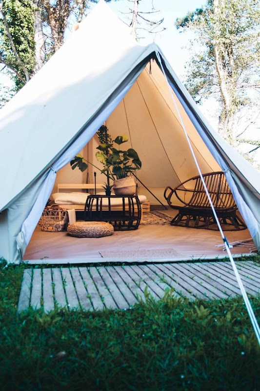 5 reasons: Why the Tipi Deluxe is perfect for you