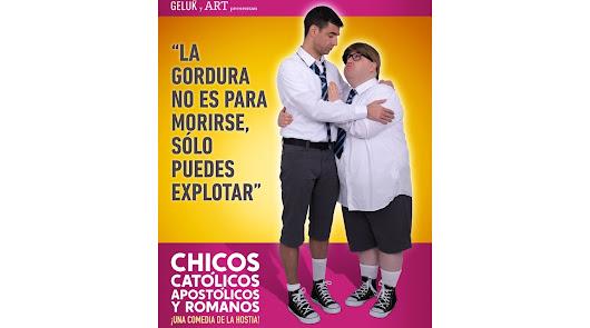 Dos almerienses, protagonistas en una comedia argentina que se estrena en Madrid