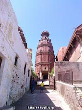 Photo: vrndhAvan - madhana mOhan mandhir